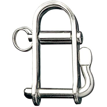Stainless Steel Rigging Fittings, Captive Pin Shackle - RF1034