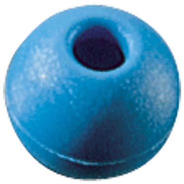 "Cleats, Rope stoppers, Blue, 5/8"" OD - RF1318BLU"
