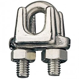 Stainless Steel Rigging Fittings, 25mm dia. wire - RF1685-25