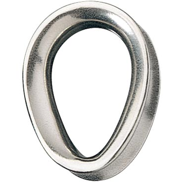 Stainless Steel Rigging Fittings, Thimble