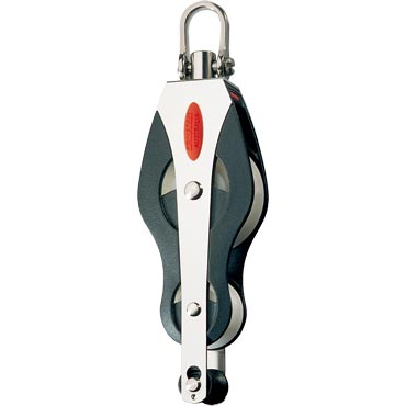 Blocks & Pulleys, Fiddle, becket, universal head, Series 40 - RF41510
