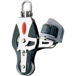 Blocks & Pulleys, Fiddle, adjustable cleat, universal head*, Series 40 - RF41520