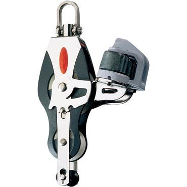 Blocks & Pulleys, Fiddle, becket, adjustable cleat, universal head*, Series 40 - RF41530