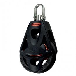 Blocks & Pulleys, Single, becket, swivel head, Series 40 - RF45110
