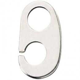 Stainless Steel Rigging Fittings, Sister Clip/Brummell Hooks - RF536