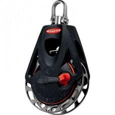 Blocks & Pulleys, Single, swivel head, auto & manual, Series 55 - RF56100