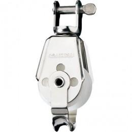 Blocks & Pulleys, Single, becket, swivel shackle head, Series 29 - RF567