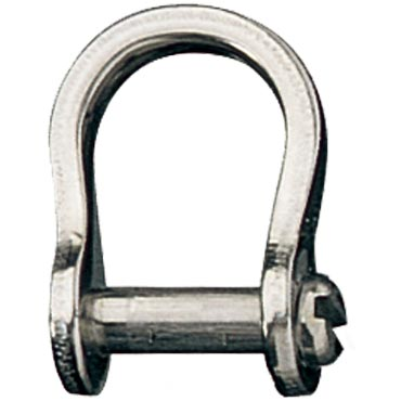 Bow Shackles, Slotted pin - RF613S