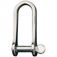 Stainless Steel Rigging Fittings, Long Dee - RF623