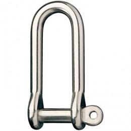 Stainless Steel Rigging Fittings, Long Dee - RF626