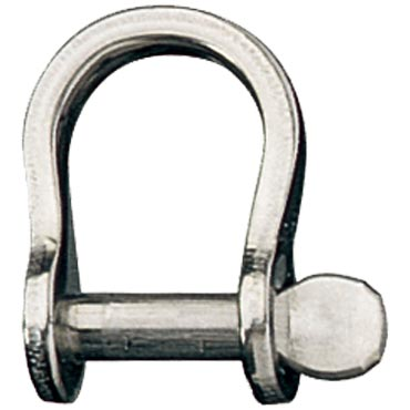 Stainless Steel Rigging Fittings, Bow Shackles - RF636