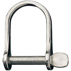 Stainless Steel Rigging Fittings, Wide Dee - RF640