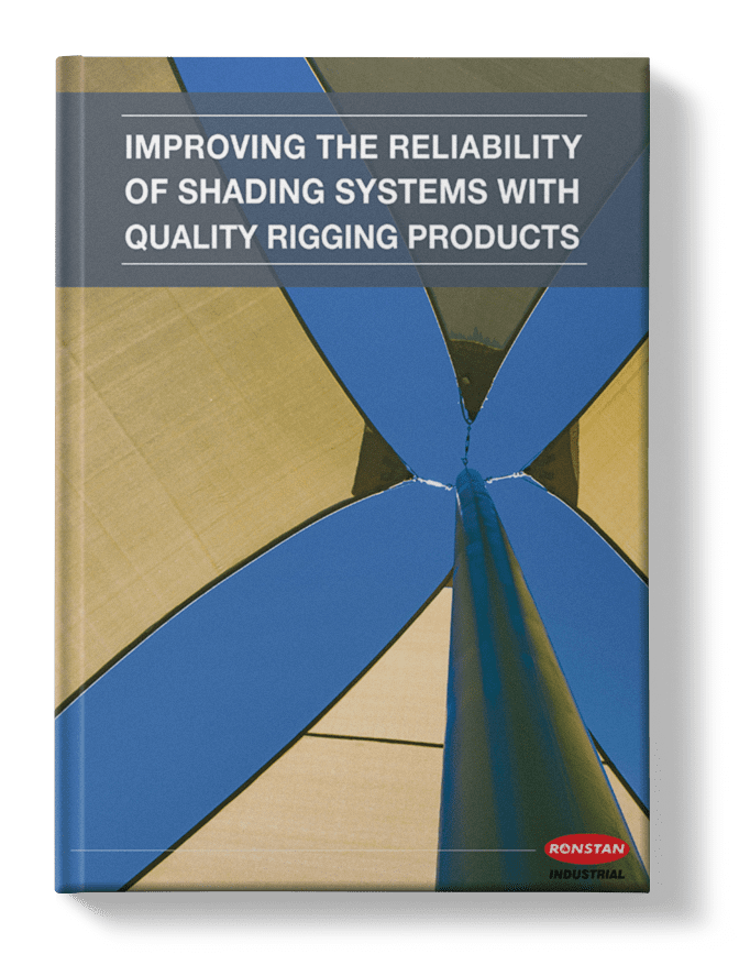 Improving the Reliability of Shading System with Quality Rigging Products Ebook Cover
