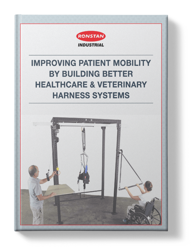 Improving Patient Mobility By Building Better Healthcare Veterinary Harness Systems Ebook Cover
