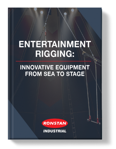 Entertainment Rigging Innovative Equipment from Sea to Stage eBook